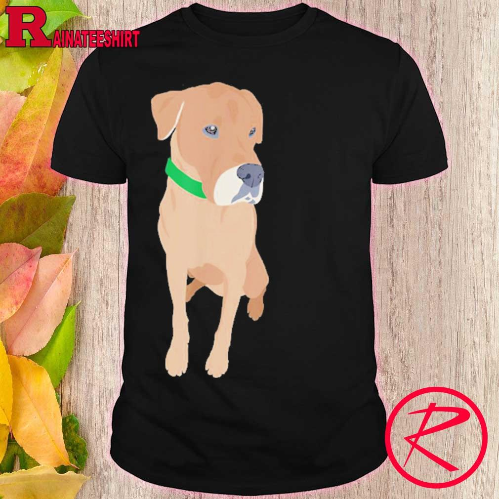 Official Buster the Labrador Retriever Dog Shirt
