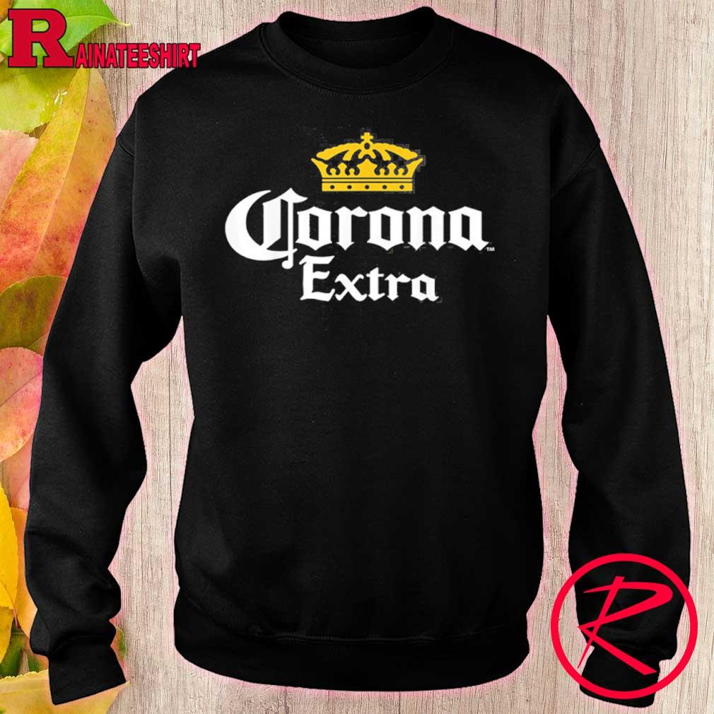 Official Corona Gold Crown Graphic 2020 Shirt sweater