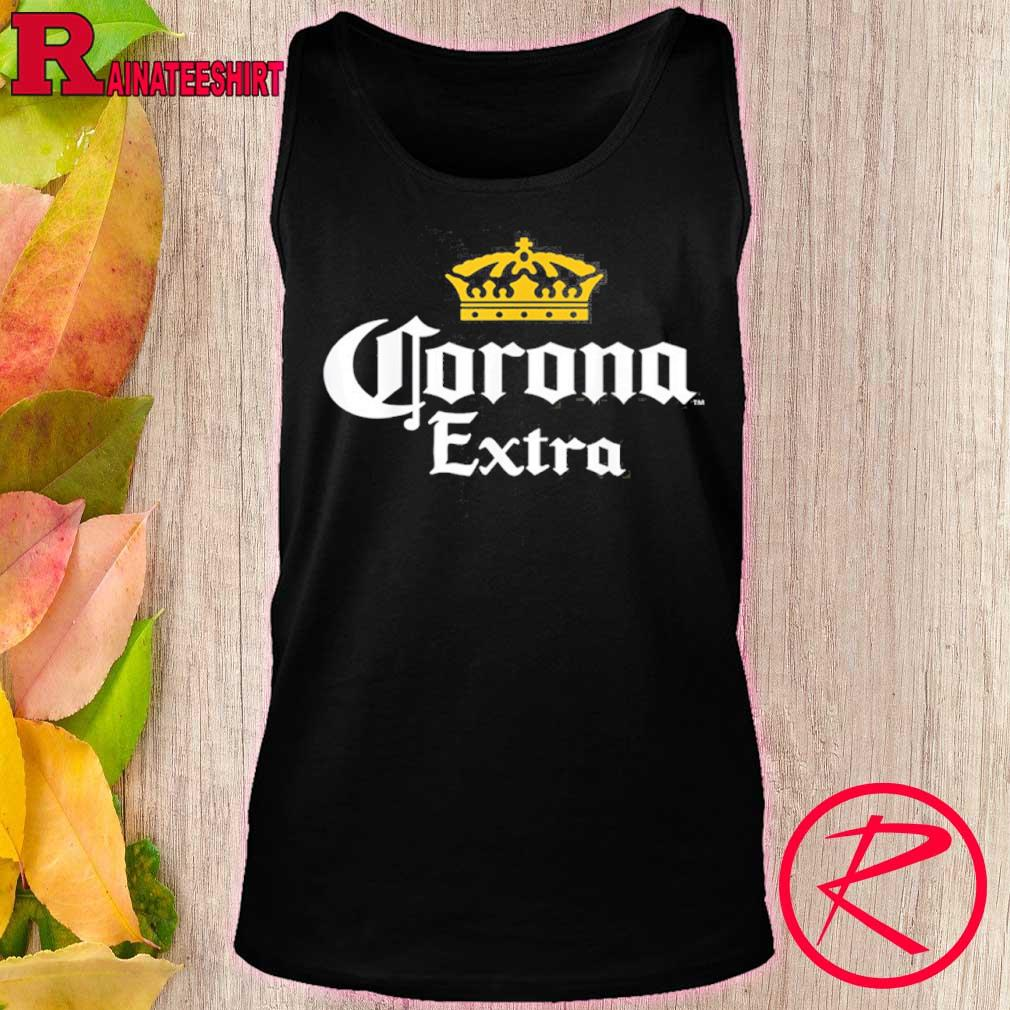 Official Corona Gold Crown Graphic 2020 Shirt tank top