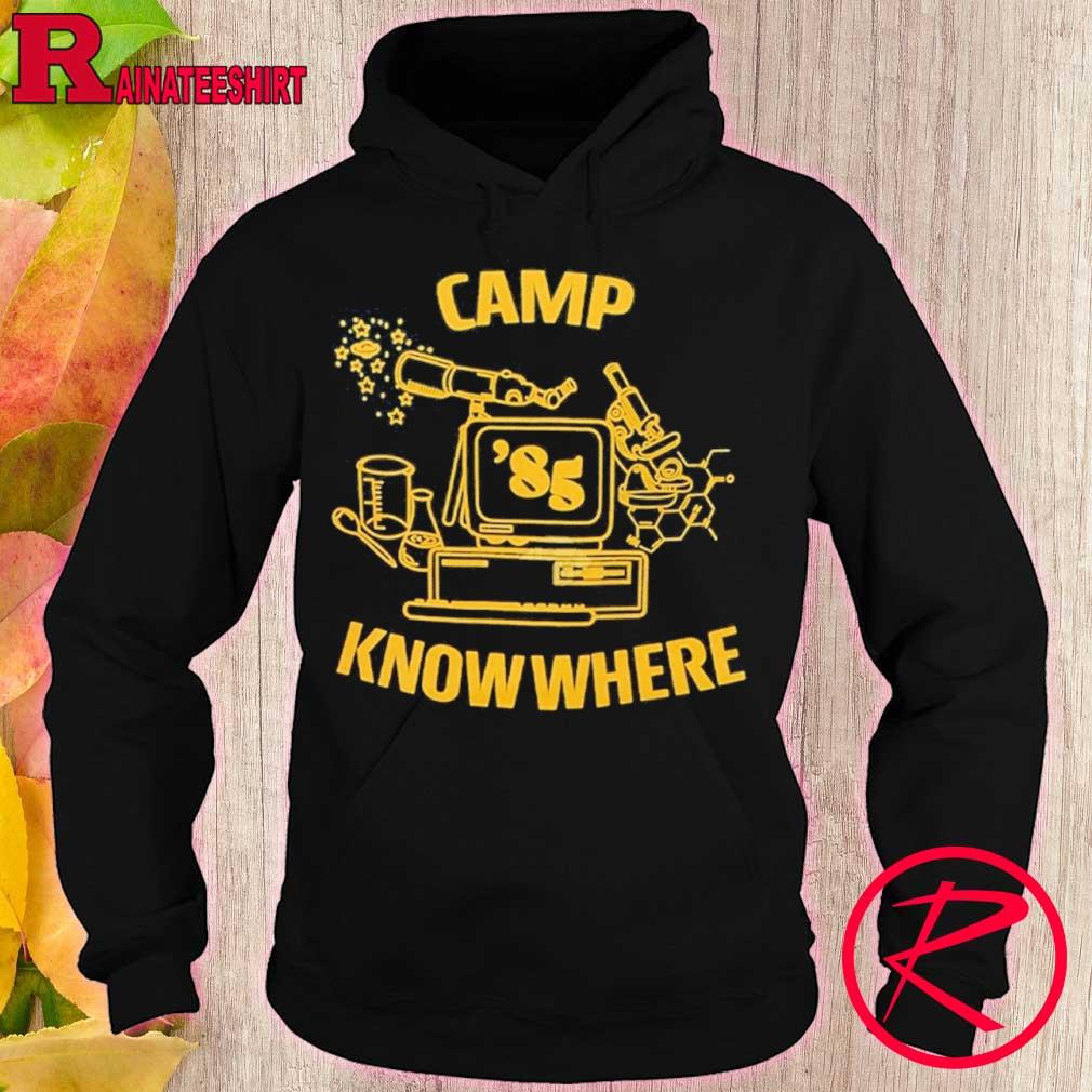 Official Dustin Know Where Suit Shirt hoodie
