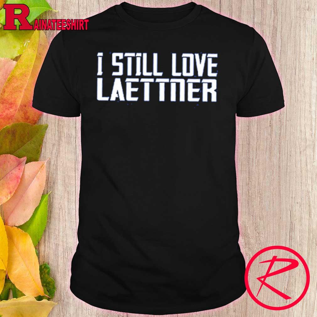 Official I Still Love Laettner Shirt