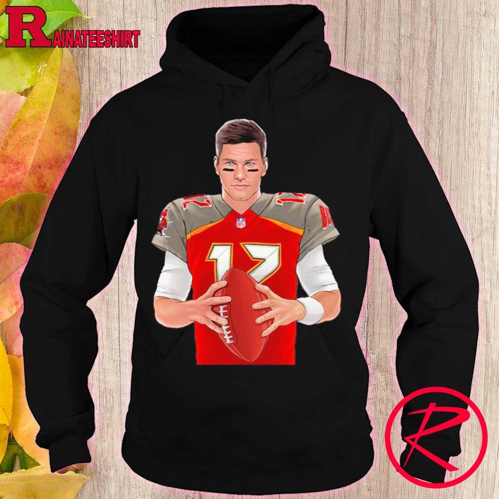 Official Official Tom Brady Buccaneers Shirt hoodie