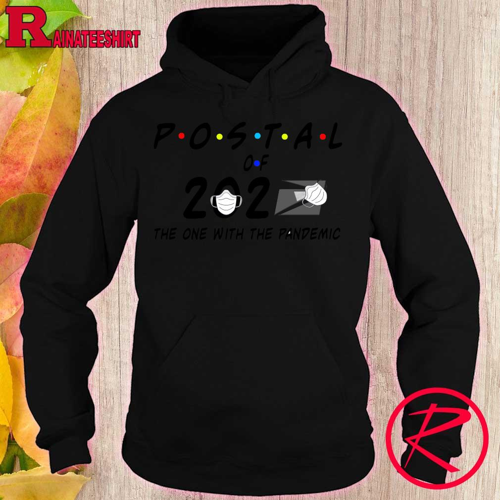 Official Postal of 2020 the one with the pandemic s hoodie