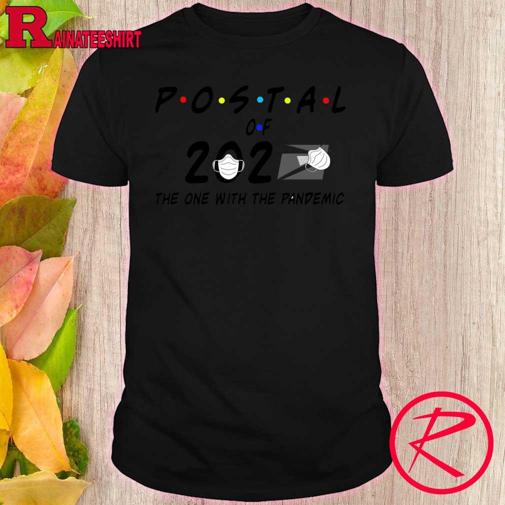Official Postal of 2020 the one with the pandemic shirt
