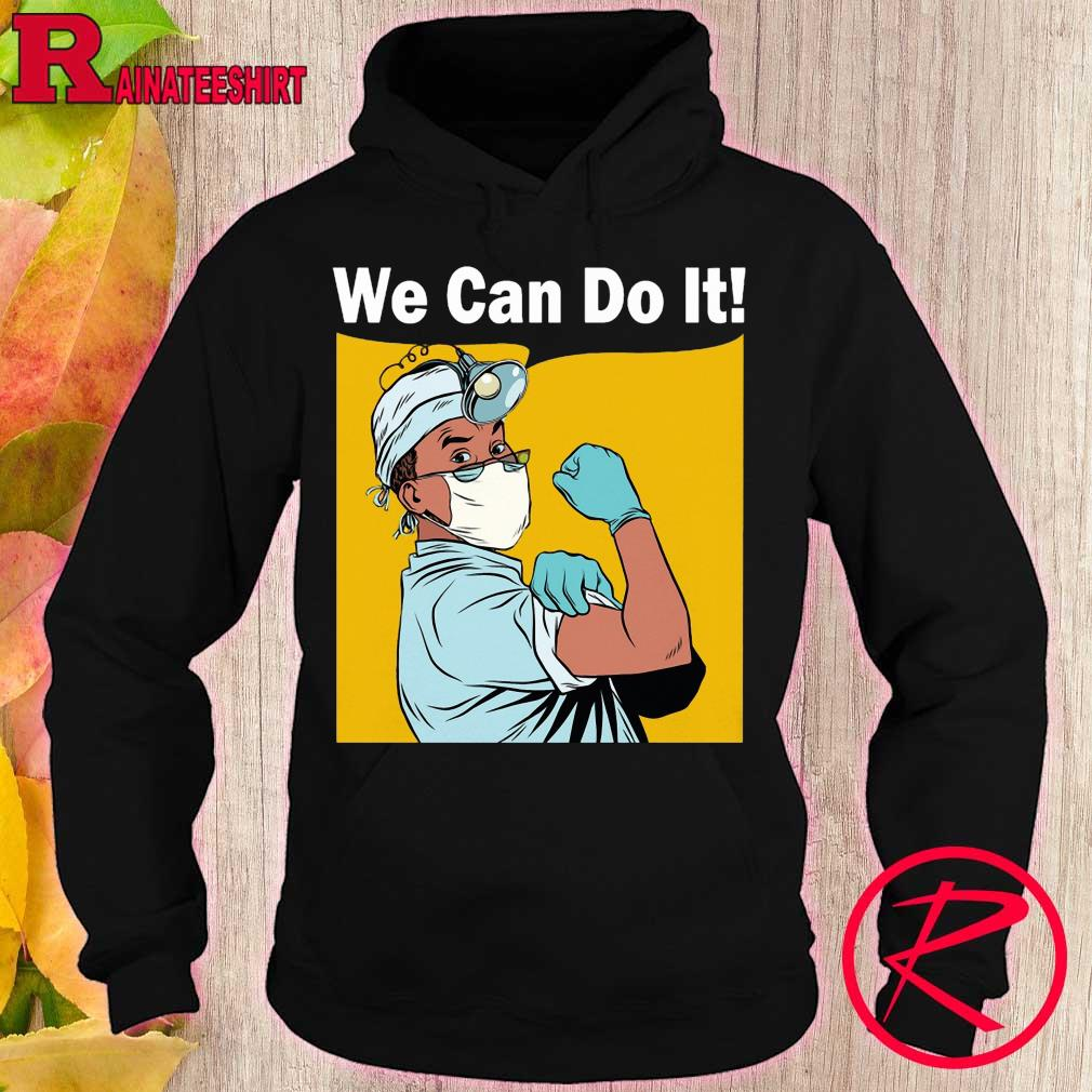 Official Strength doctor we can do it s hoodie