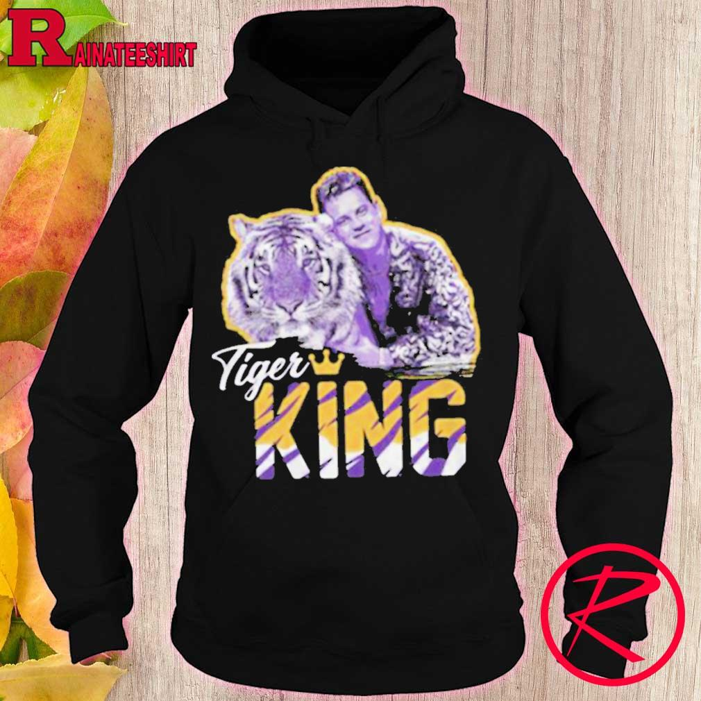 Official Tiger King Shirt hoodie
