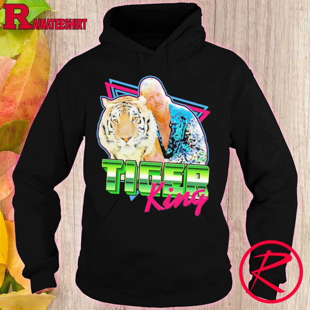 Official tiger king s hoodie