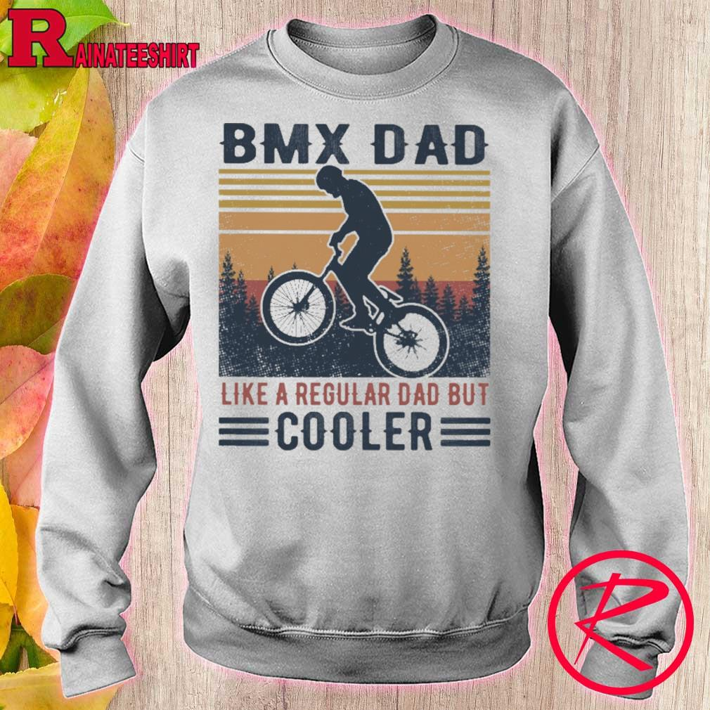 Retro BMX Mens Short Sleeve Polo Shirt Classic-Fit Blouse Sport Tee