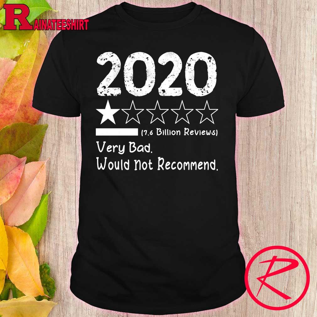 2020 7.6 billion reviews very bad would not recommend shirt