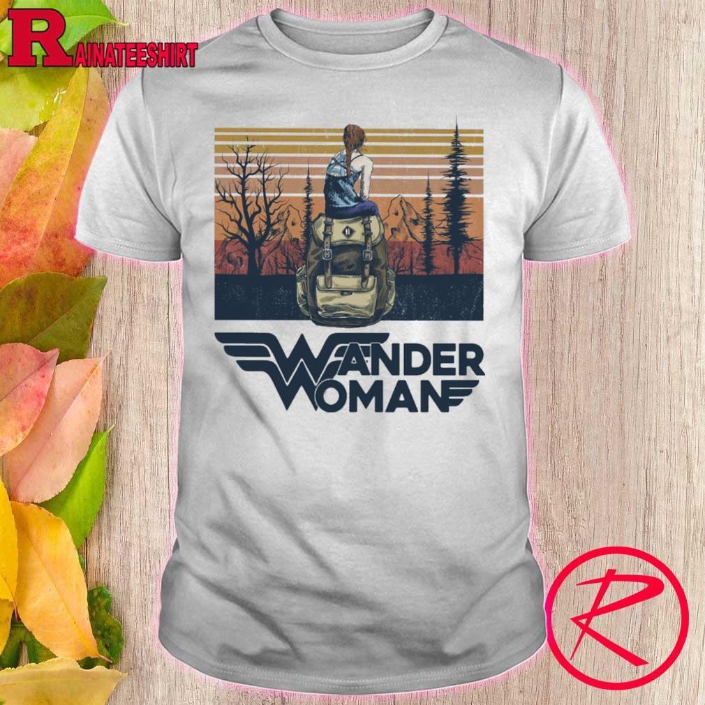 Wonder Woman vintage shirt