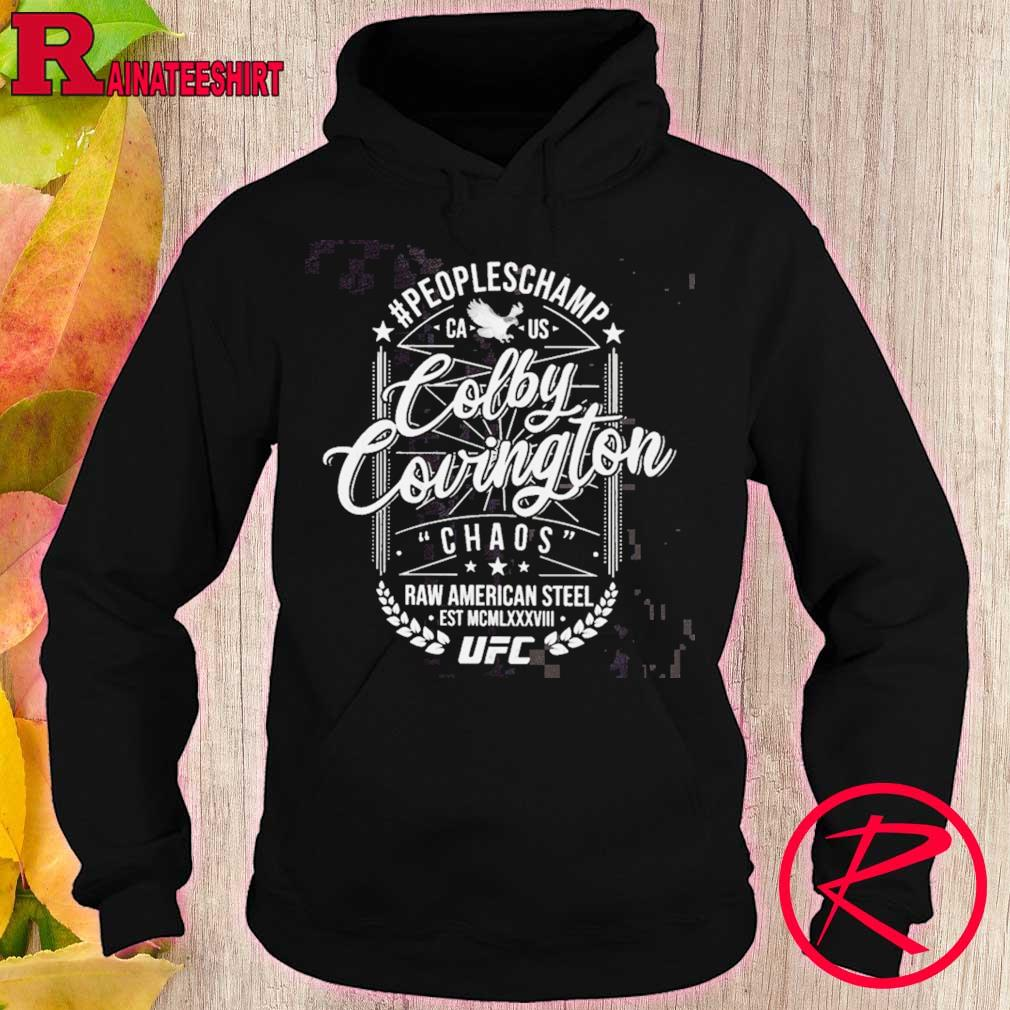 #Peopleschamp Colby Covington UFC Shirt hoodie